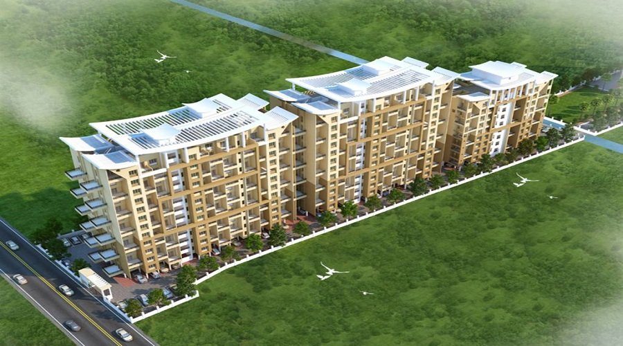 Waghere Manikbaug Orchid Building D E F