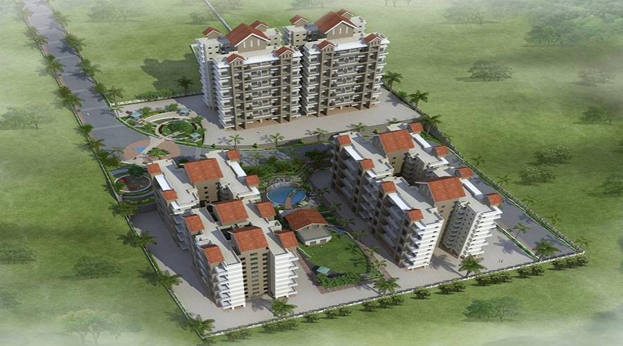Vedant Kingston Serene B1 Building Phase 1