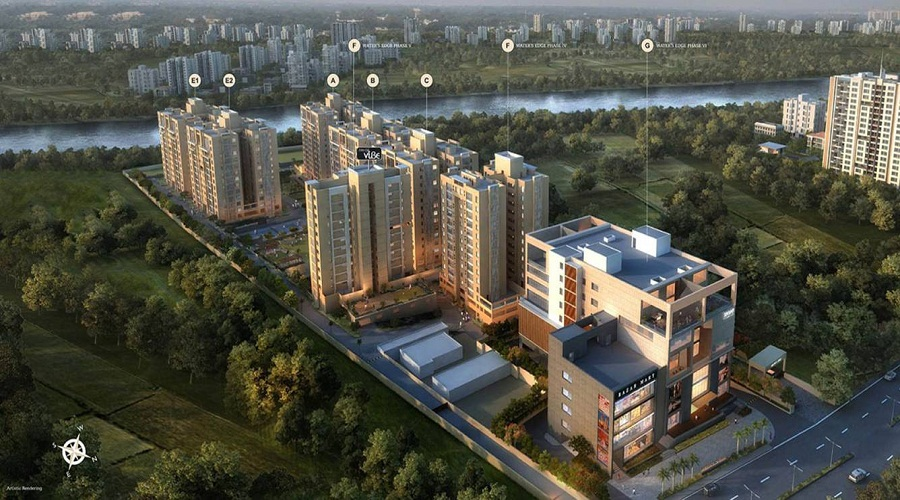 Sagar Waters Edge Phase V