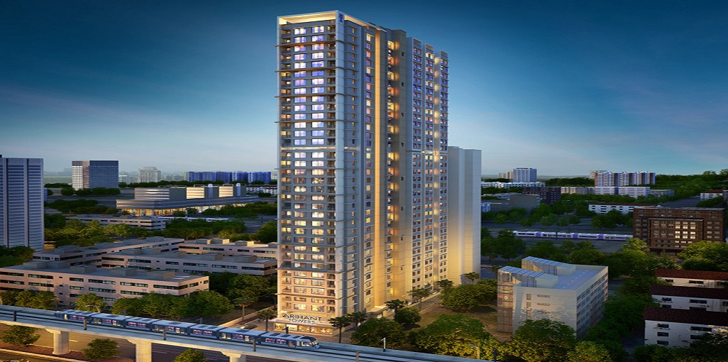 MJ Shah Arihant Towers