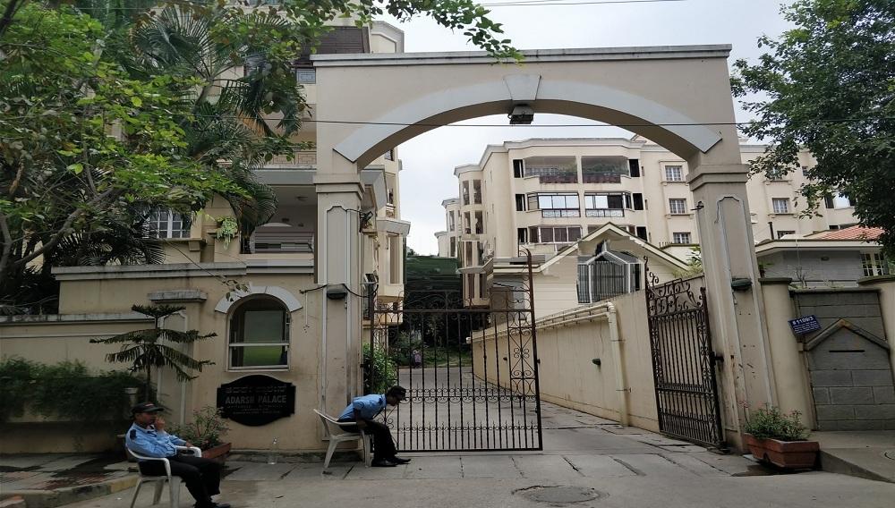 Adarsh Palace