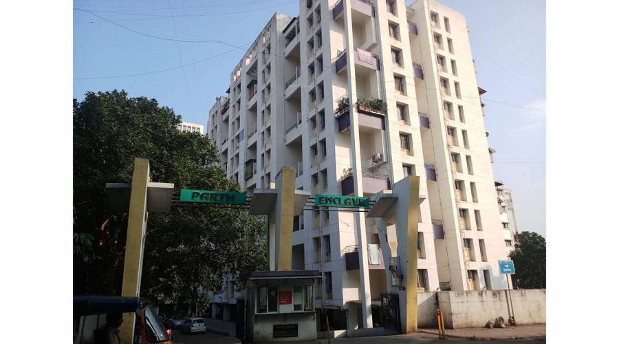 Parth Enclave Building F