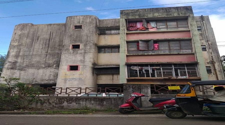 Swaraj Homes Ganatra Complex