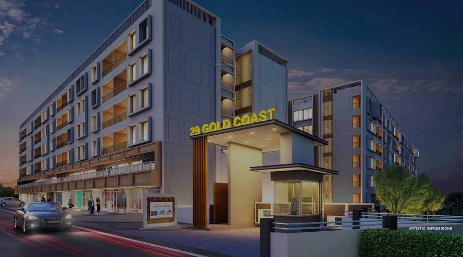 Mantra 29 Gold Coast Phase 1