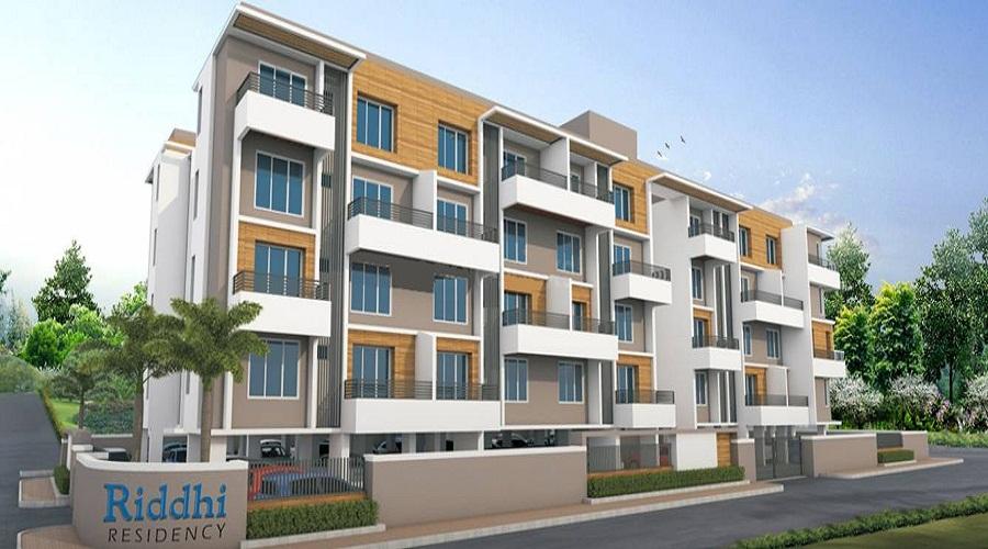 Atmiya Riddhi Residency