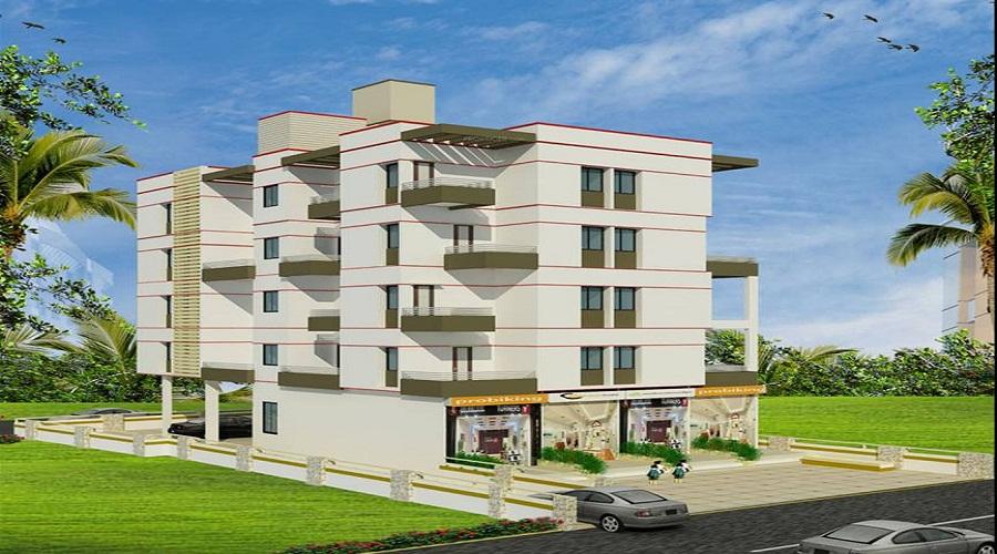 Dugad Balaji Complex