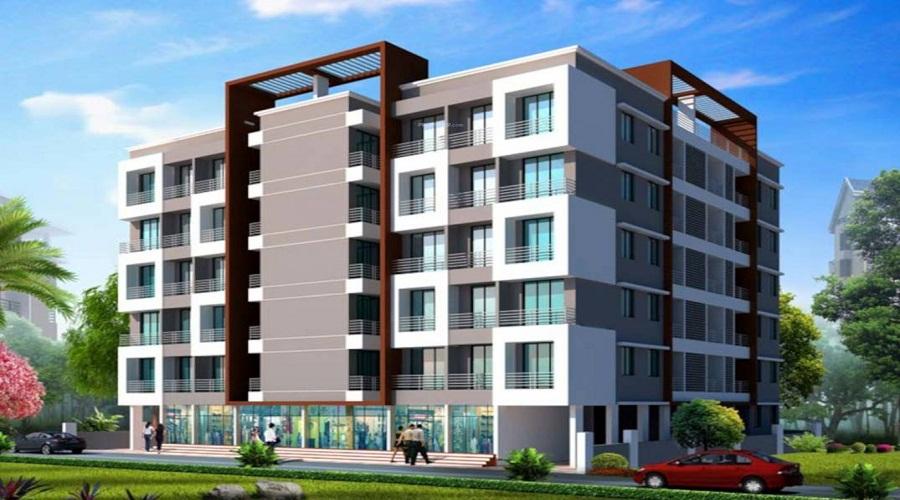 Raj Chamunda Varadvinayak Apartment