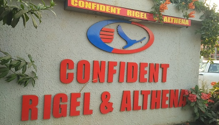 Confident Rigel Althena