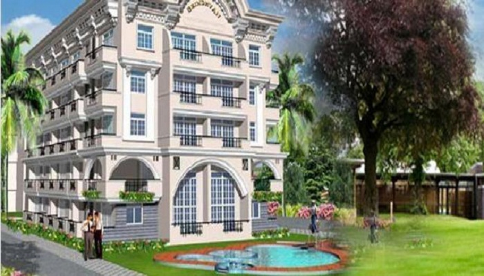 Gopalan Enterprises Brindavan Apartments