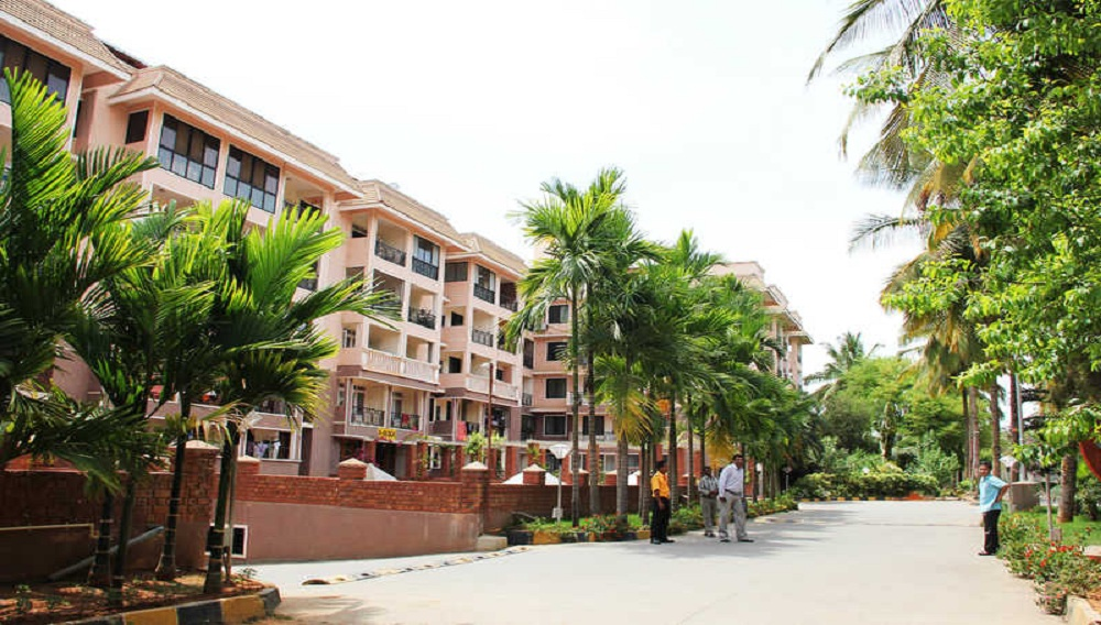 Gopalan Enterprises Habitat Splendour