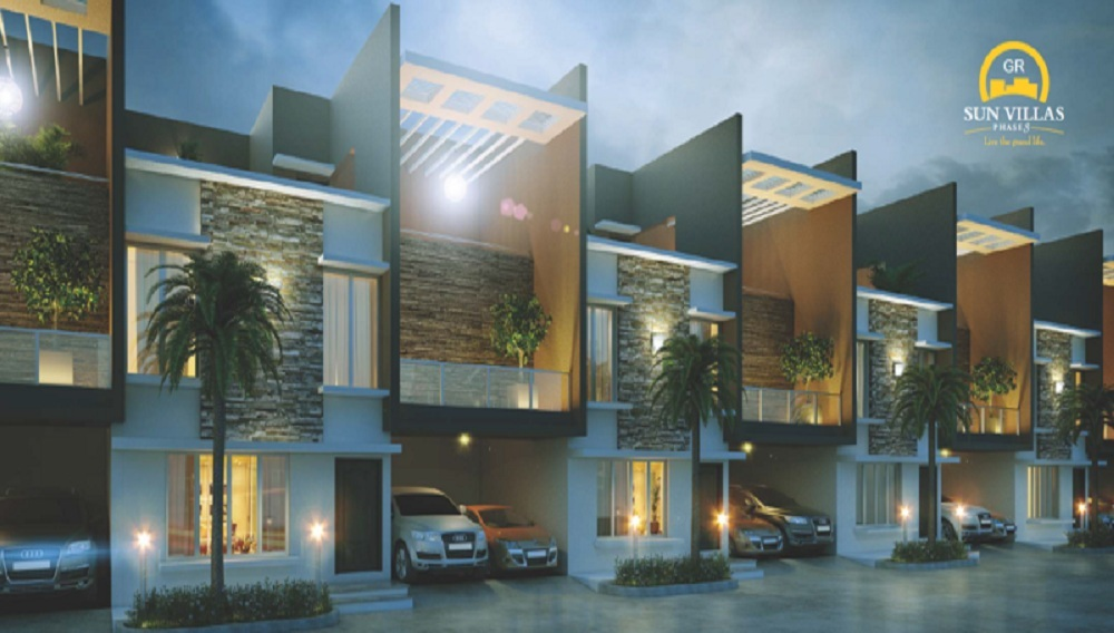 GR Projects Sun Villas