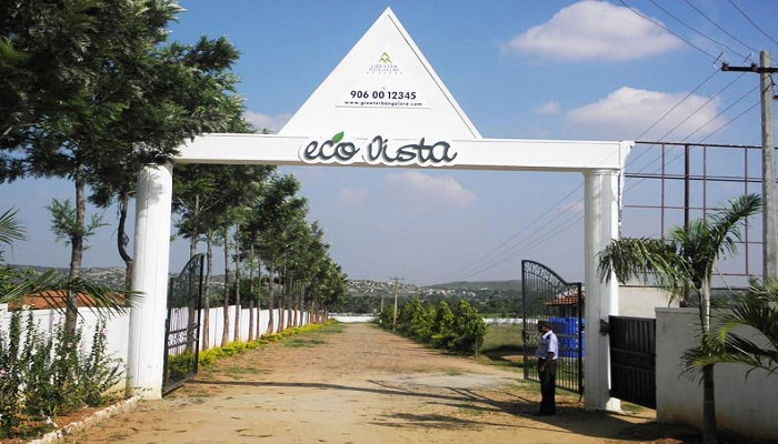 Greater Bangalore Estates Eco Vista