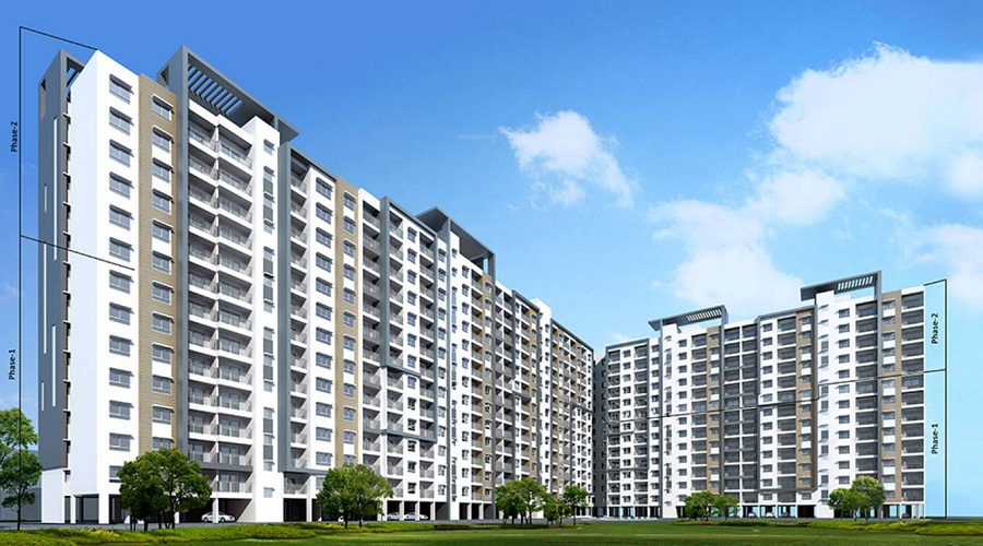 Adarsh Palm Retreat Mayberry Phase 1