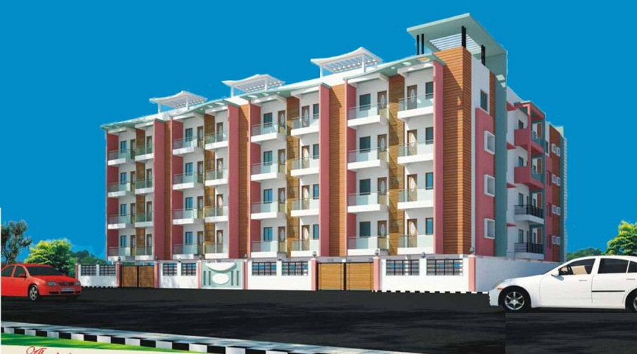 RR Maruthi Homes