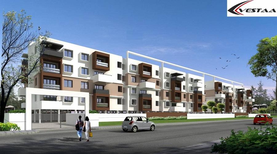 Vestaa Thirumala Blossom Apartments