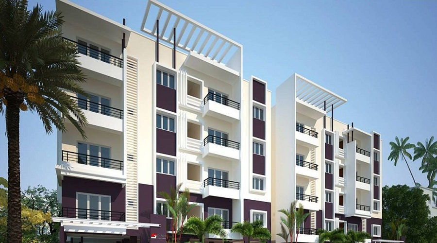 Keystone Properties Sanvi Residency
