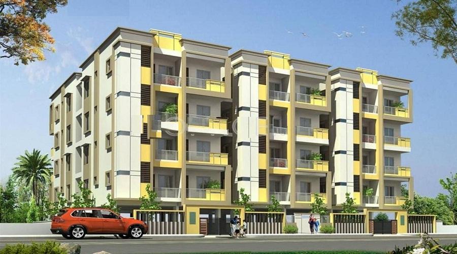 Dreamciti Aranya Residency