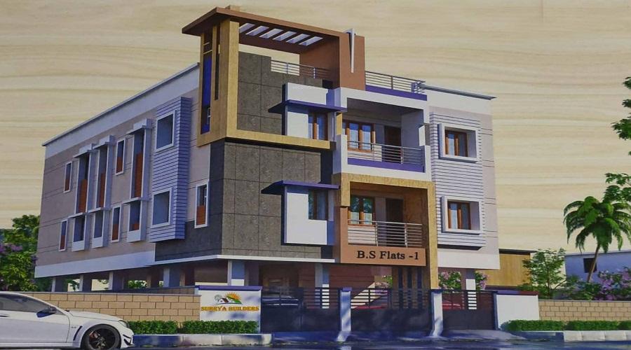 Surrya B S Flats 1