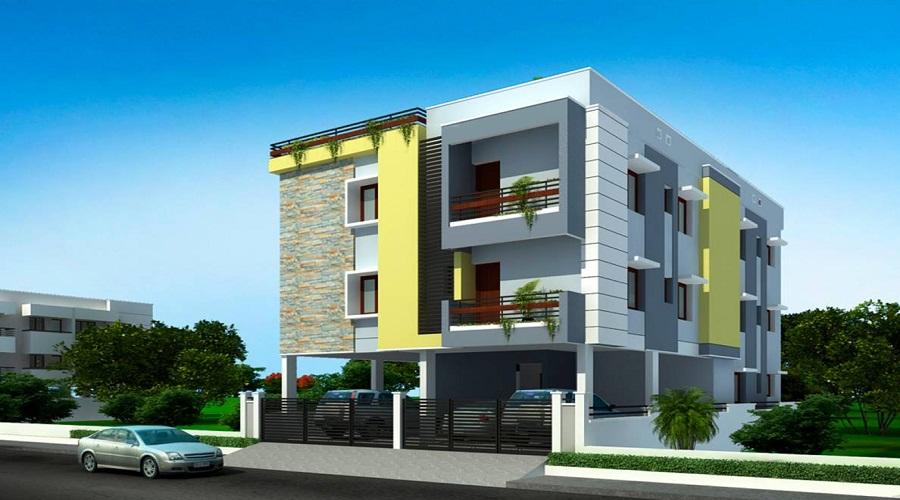 MSP Homes Chennai Grace Park