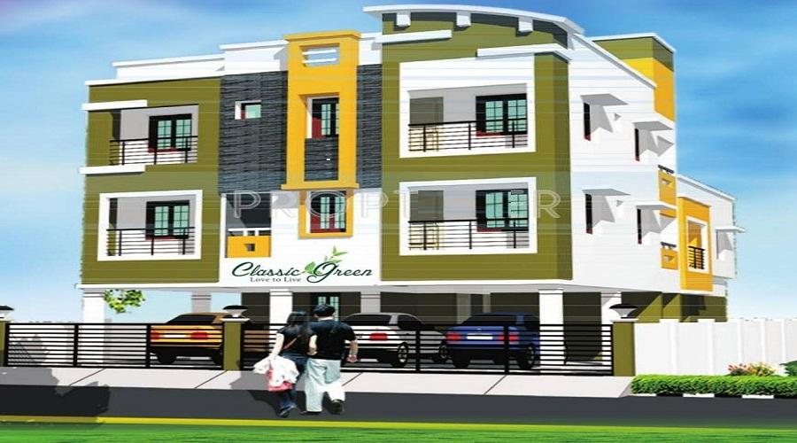 Yashva Classic Green