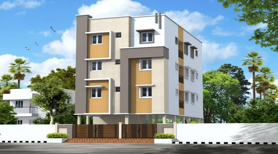 KVR Sri Dwarka