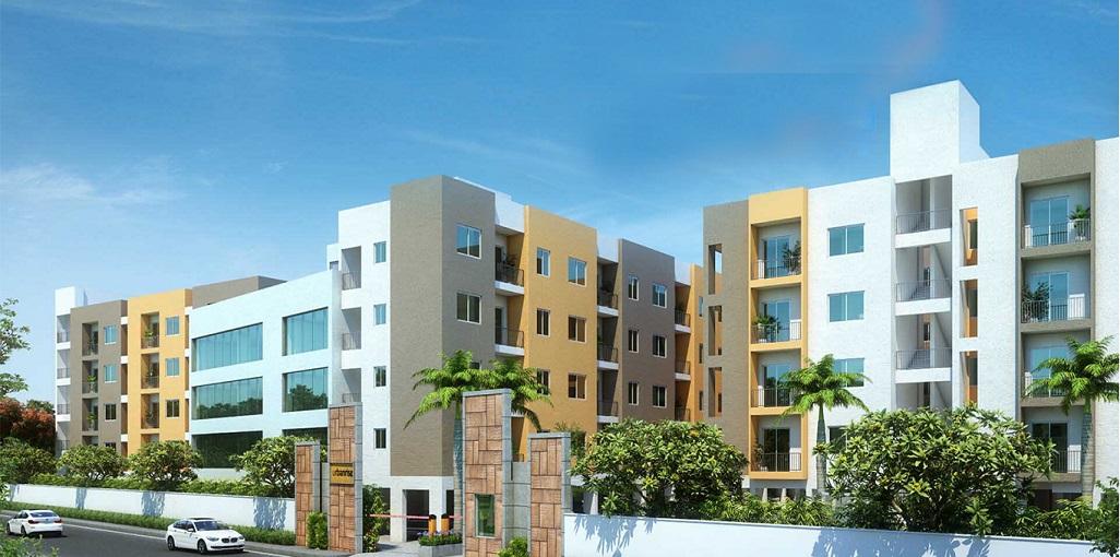 Alliance Urbanrise Jubilee Residences