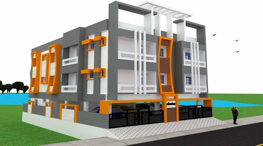 Pushpanath Aradhana Homes