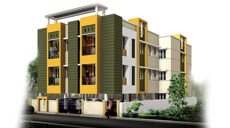 Sapthagiri Sarayu Apartment