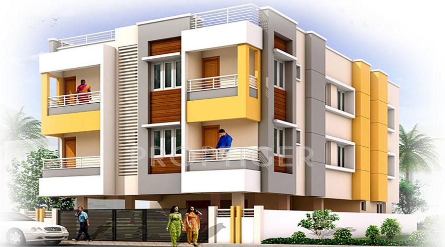Sapthagiri Sudharsana Apartment