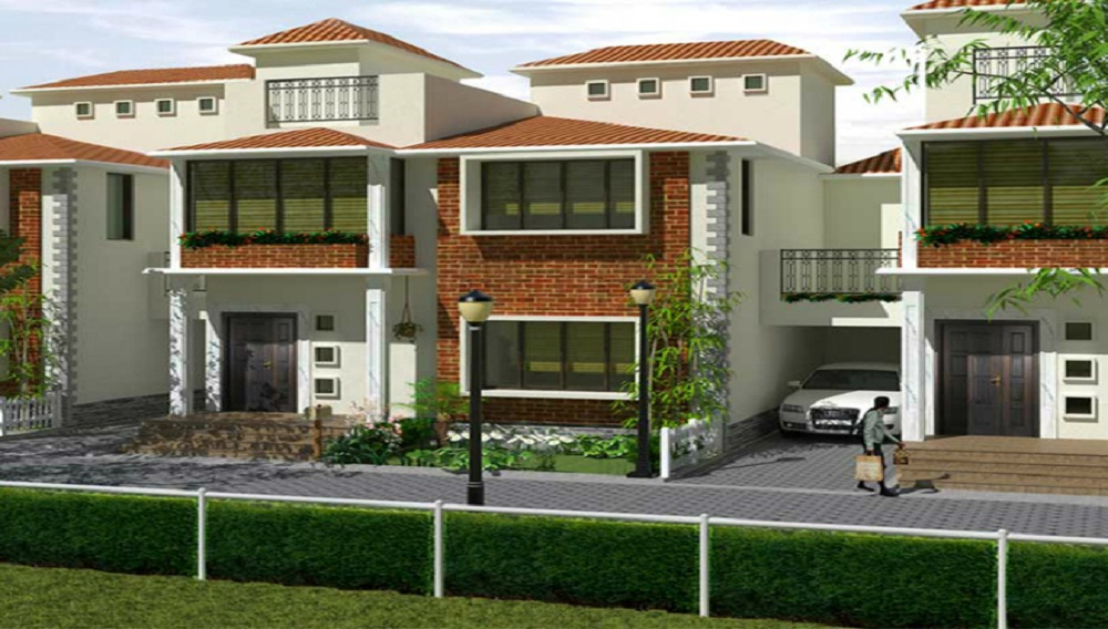 Samruddhi Group Lake Drive