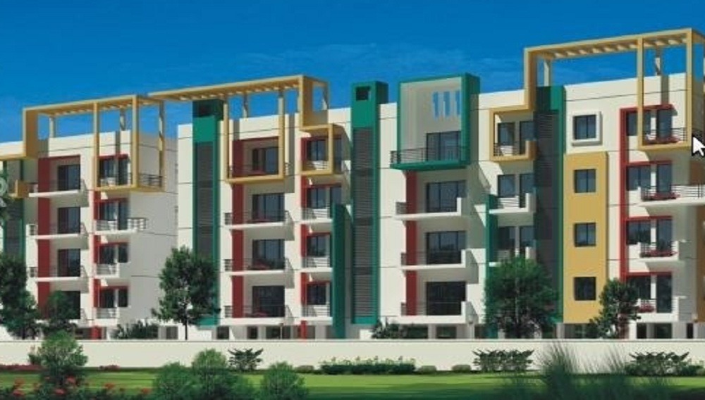 Vijayasri Green Homes Golden Orchids