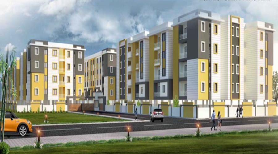 Urban Homes Phase 1
