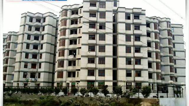 Antriksh Greens Apartment
