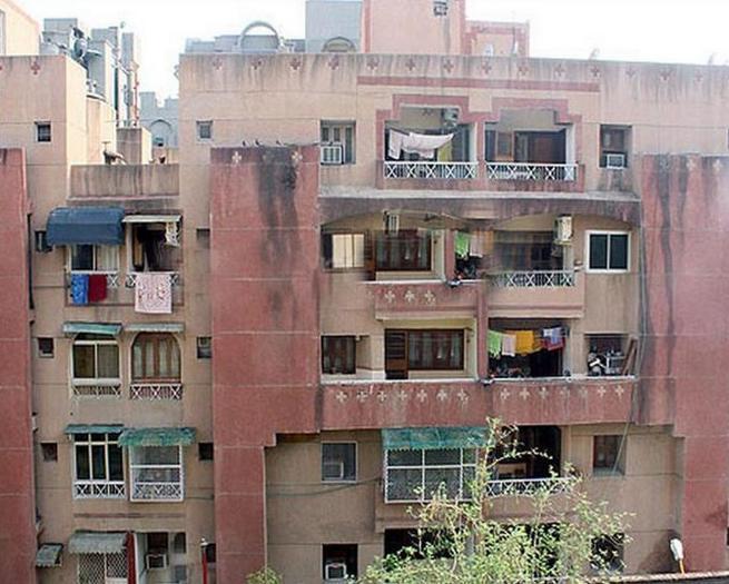 Antriksh Shivalik Apartments