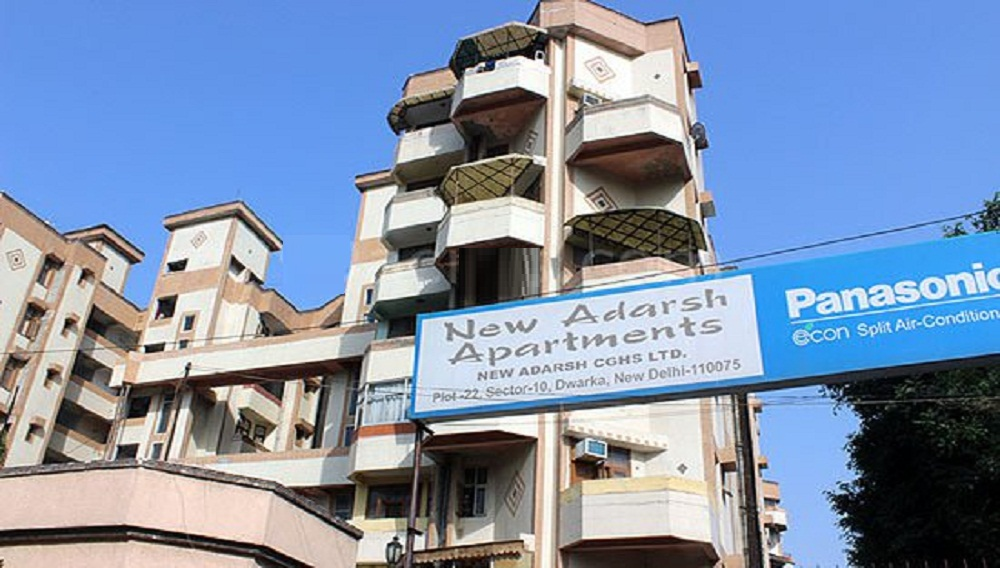 Apex New Adarsh Apartments