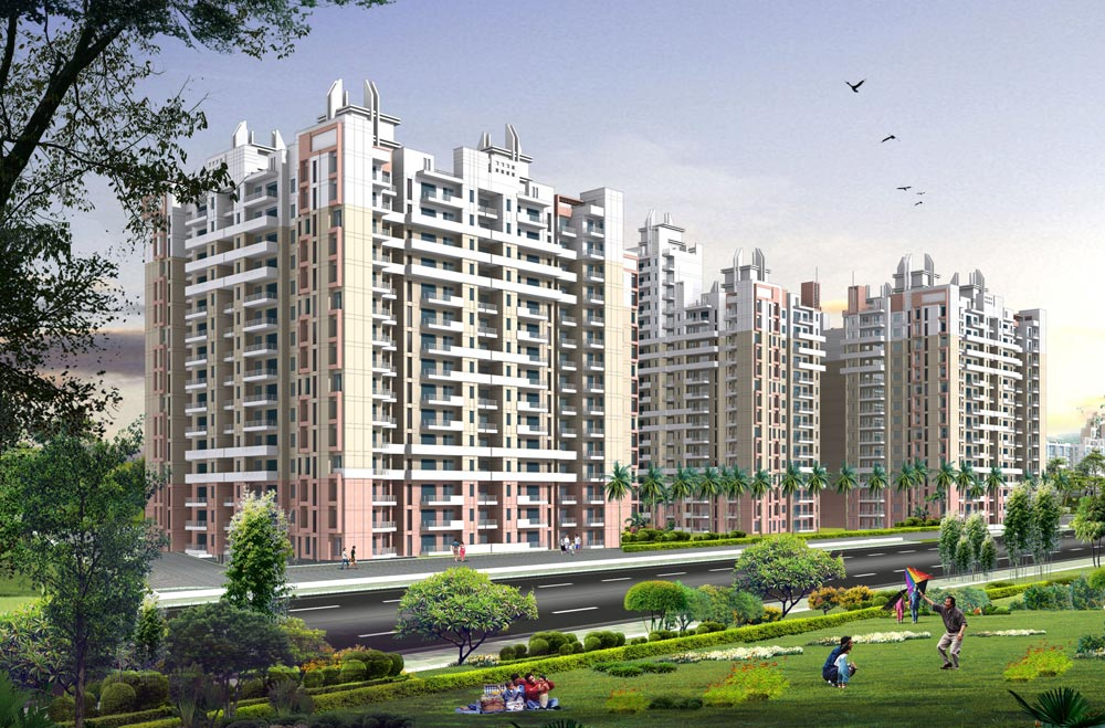 Shubhkamna Tech Homes