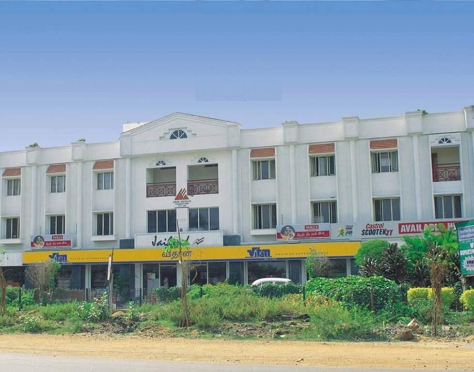 Arun Jai Hind Apartment