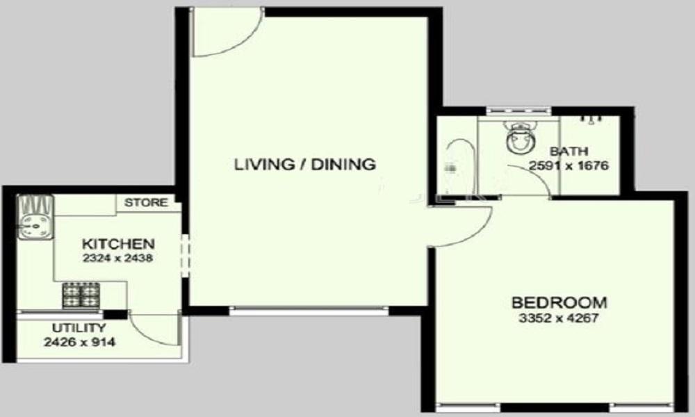 BSCPL Bollineni Hillside Floor Plan