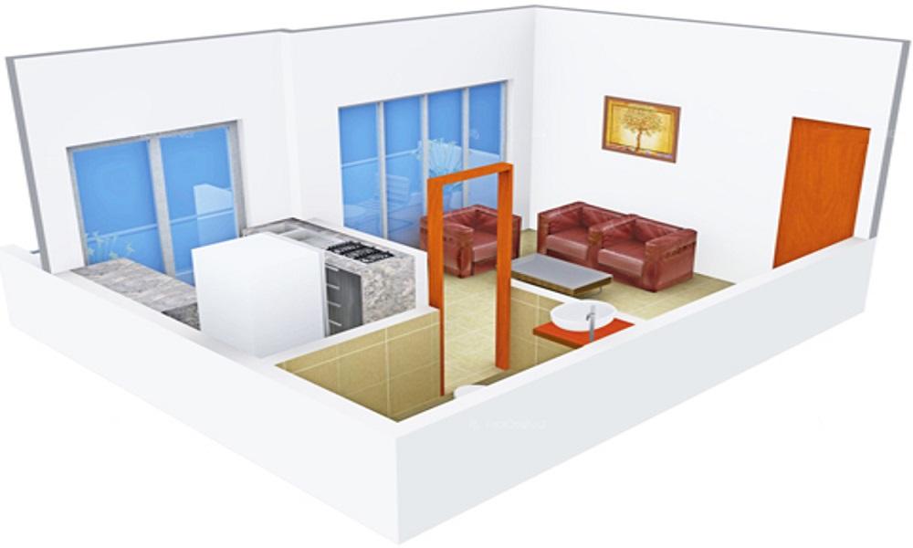 Landmaark Solitaire Floor Plan