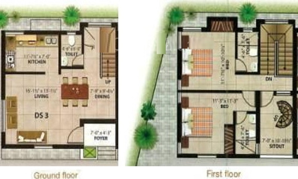 Engineers Park City Floor Plan
