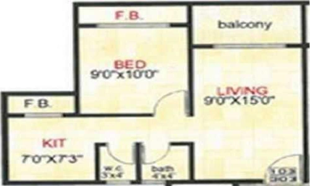SR AR Dynasty Floor Plan