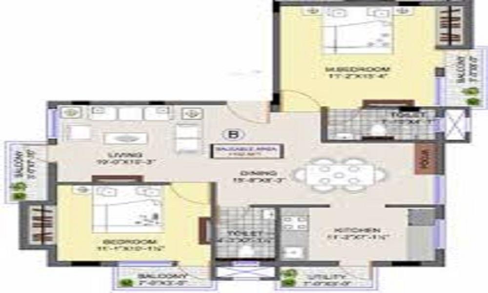 Fomra Tetra Floor Plan