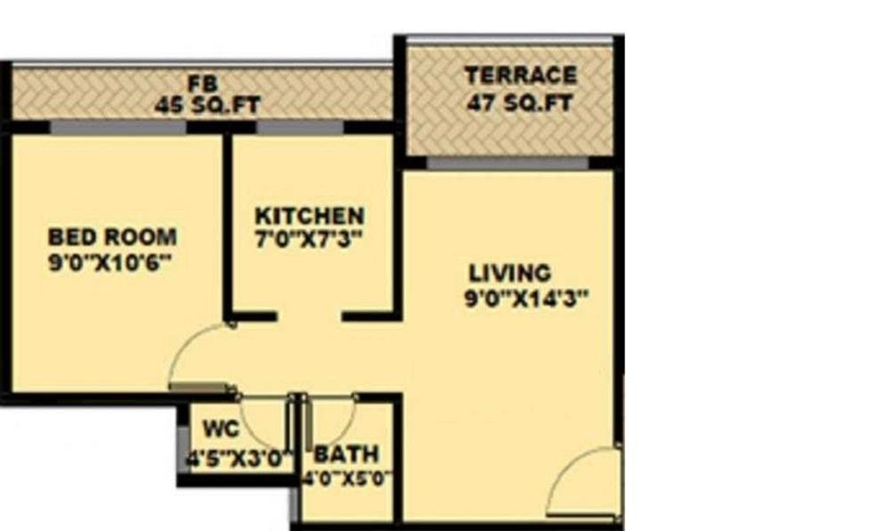 Yushan Maple Castra Floor Plan