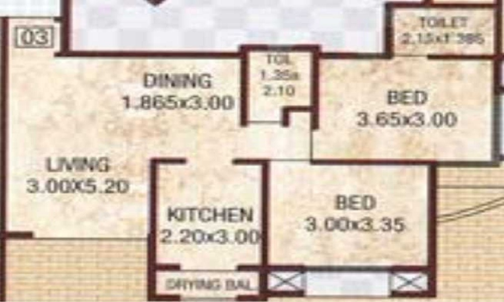 Goodwill Harmony Floor Plan