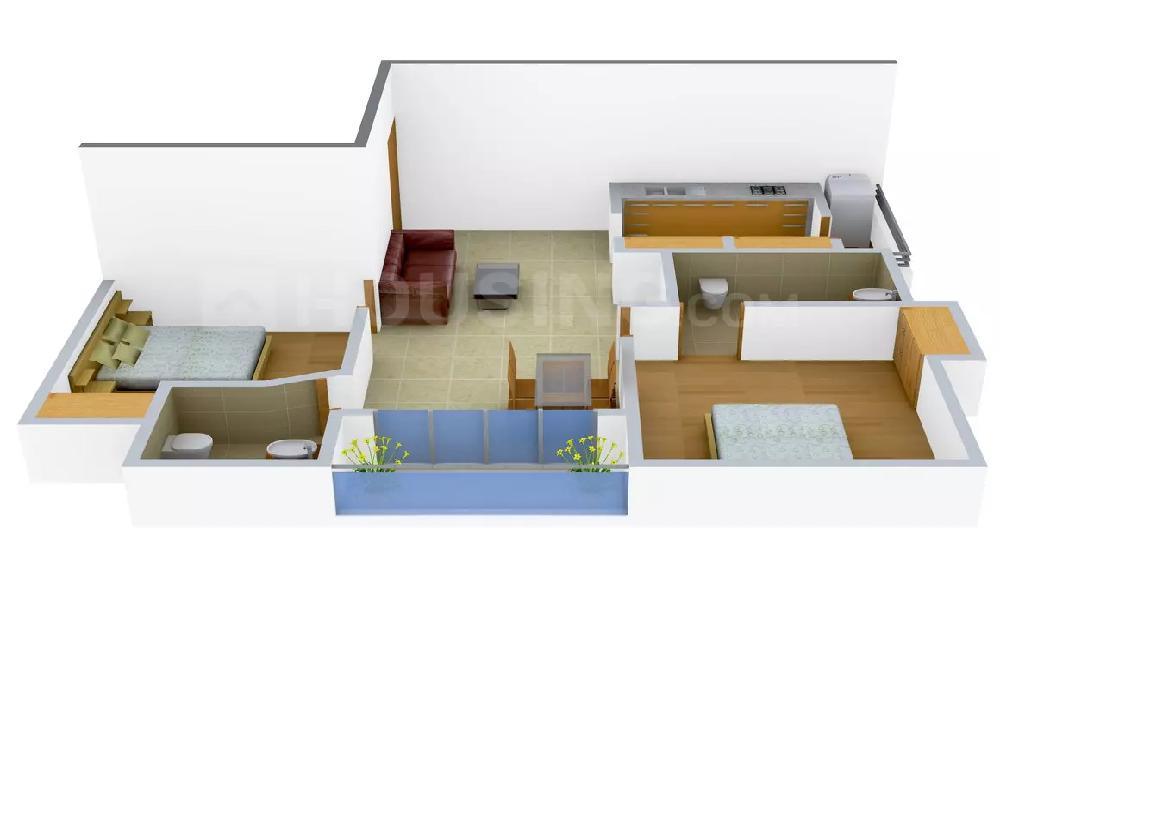 Navin Constructions Jayagraham Floor Plan