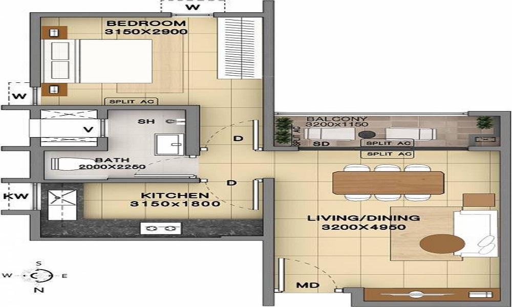 Olympia Group Olympia Grande Floor Plan