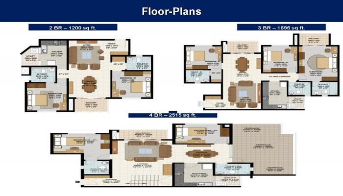 Nitesh Hunter Valley Floor Plan