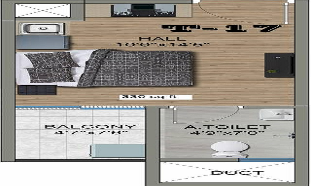 Mantra Moments Floor Plan