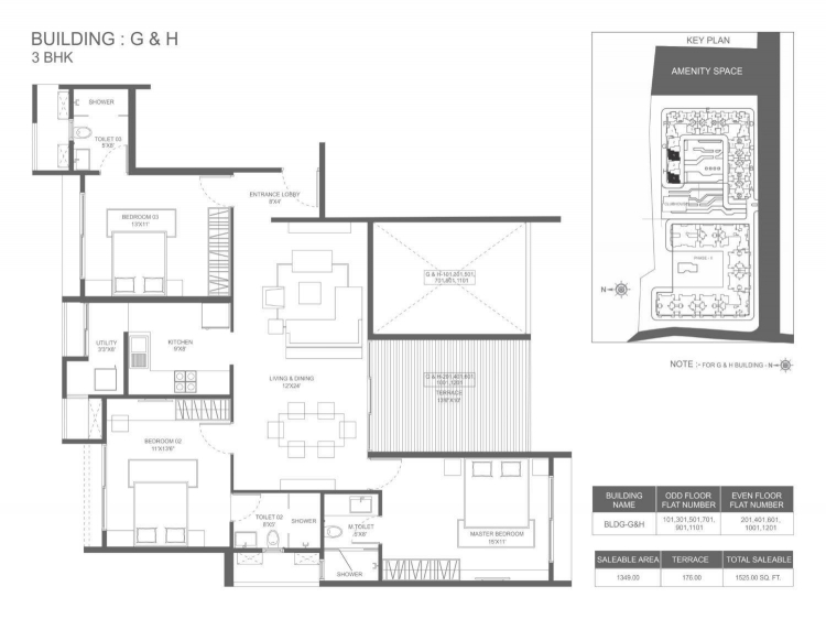 Marvel Ideal Spacio Floor Plan