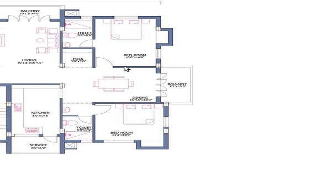 Firm Foundations Firms Bliss Floor Plan